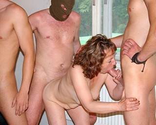 Mature-nl Just feed these gang bang ovin sluts cum
